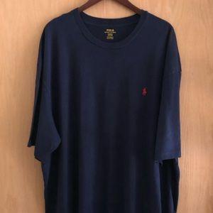 Big and Tall polo t-shirt